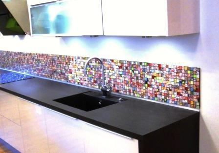 Fliser og mosaikker i køkkenent   inspirerende og personlig stil ...